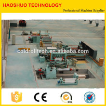 Coil Center Use High Speed and High Precision HR CR SS Steel slitting machine manufacture