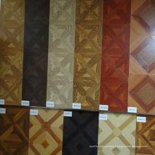 Plancher en bois de chêne (planchers de mosaïque en bois) Plancher d'ingénierie / parquet (parquet)