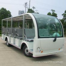 Курортный автобус с электроприводом на 23 пассажира для туристов (DN-23)
