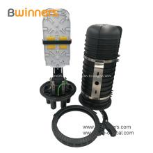Encerramento da tala da fibra óptica da abóbada dos núcleos 1In-4Out 144