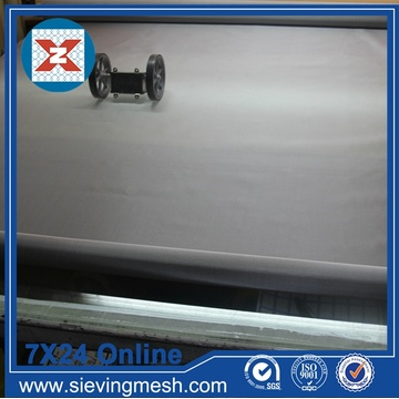 Steel Wire Dutch Cloth 24/110 Mesh
