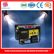 Generador de gasolina 3kw para uso doméstico y al aire libre (SP5500E1)