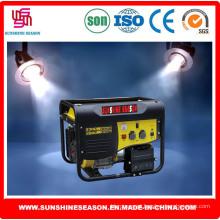 Gerador de Gasolina 3kw para Uso Doméstico e Externo (SP5500E1)