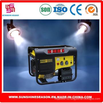 Генератор Бензиновый 3kw для домашнего и наружного применения (SP5500E1)