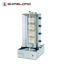 CE&RoHs Approved Commercial gas Shawarma Kebab Machine