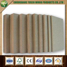 1220X2440mm Plain MDF for Furniture From China
