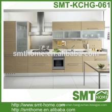 modern modular MDF MFC customized model kitchen cabinet