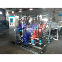 Pote de esterilización de la calefacción de vapor del gabinete de control automático completo
