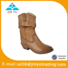 Casual 2013 women boots shoes with stud