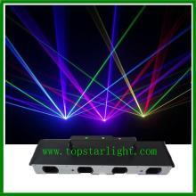 Nhà máy Laser trực tiếp ánh sáng bốn đầu Laser Hiển thị hệ thống