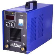 China Best Quality Inverter DC Arc Soldagem Machine Arc250s