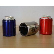 Promotional Stainless Steel 12OZ Beer Can Cooler