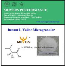 L-valina instantánea Microgranular / Aminoácido DC Grado
