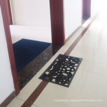 Heavy Duty Anti Slip Porous Hollow Safety Rubber Entrance Mat