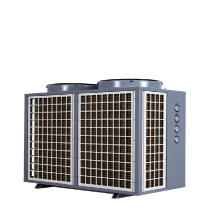 Pool thermostatic heat pump