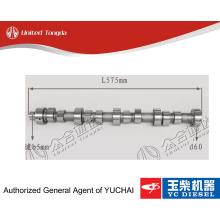 Piezas originales de Yuchai YC4G árbol de levas B30-1006015A para camiones chinos