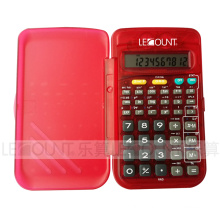 56 Function 10 Digits Scientific Calculator with Front Cover (LC709B)
