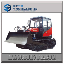 Yto 70-90HP Crawler Tractor (For paddy field)
