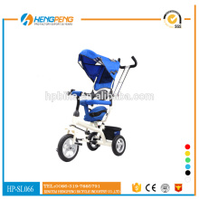 Toy tricycle with trailer children baby tricycle, kid's tricycle