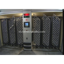Poultry Farms Automatische incubator