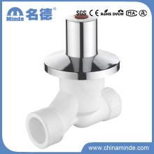 Двухопорный запорный клапан PPR Y-типа (PERT) для строительных материалов