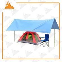 Outdoor camping auvent grand auvent de tente anti UV tissus plus épais en 420D oxford