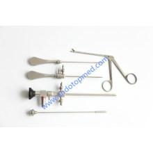 30deg основание, 2.7X175mm Артроскоп при Артроскопии тубус и Обтураторы, щипцы некоторое