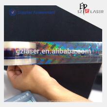 Silver metallized tamper evident tape manufacturer