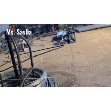 Clôture 3D enduite de PVC / clôture soudée courbée