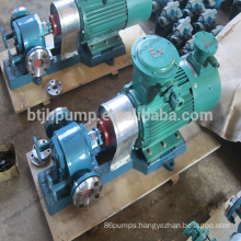 Asphalt pump Heat pump Jacket insulation pump
