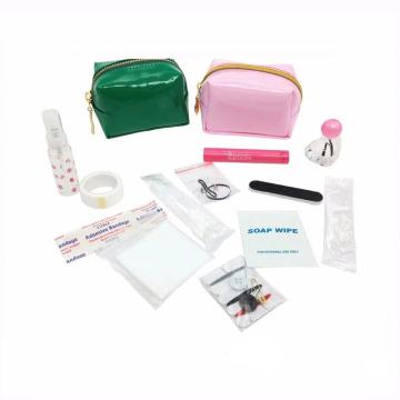 Maquillaje bolsa de primeros auxilios
