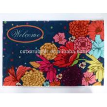 4C printing PVC door mat kitchen mat