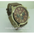 Cheap price waterproof wrist design original oem mens watch of alloy