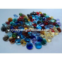 Crystal Jewelry Beads,octagon glass beads wholesale