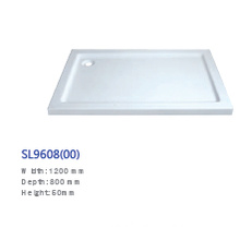 shower tray mould & depth acrylic bath tray