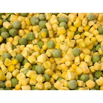 Frozen Green Pea with Sweet Corn