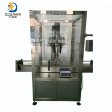 2021 New Product Fast Delivery Automatic 50g 1000g Talcum Coffee Powder Bottle Filling Machine