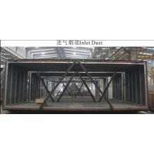 Steel Structure Inlet Dust for Power Plant Equipment