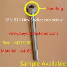 DIN 912 A4-80 Vis