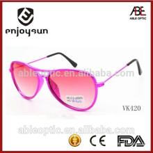 2015 new custom design baby kids sunglasses