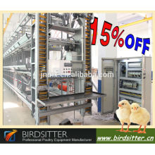 commercial chicken rearing cage poultry equipment