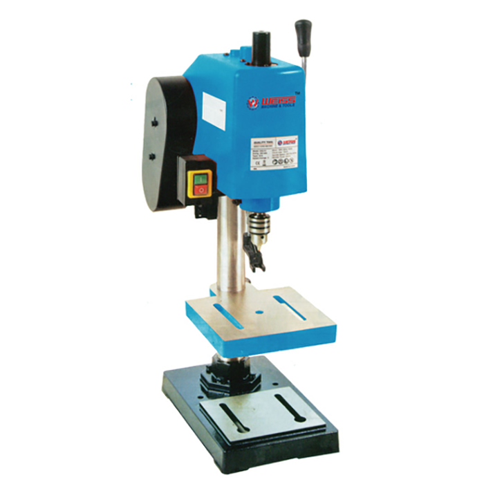 Drill Press Spindle Travel