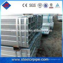 Os produtos mais vendidos 100mm de diâmetro de aço galvanizado tubo
