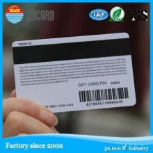 Besuch der magnetischen Visitenkarte PVC-VIP-Karte