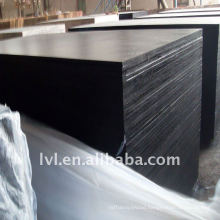 black film plywood for building house
