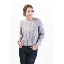 Damen Wollpullover