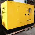 450kVA Soundproof Canopy Diesel Genset