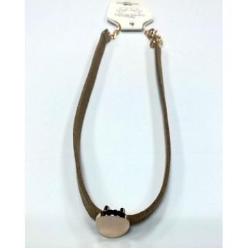 Einfache Charm Halskette Choker