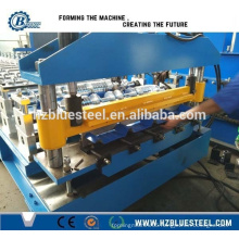 Corrugated And IBR Roll Forming Machine / IBR Roofing Sheet / Barrel Type Iron Sheet Making Machine