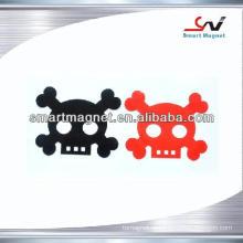 Рекламный дешевый бумажный солнцезащитный магнит